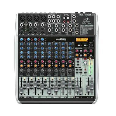 Behringer QX-1622USB Mixer Audio