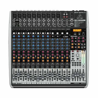 Behringer QX-2442USB Mixer