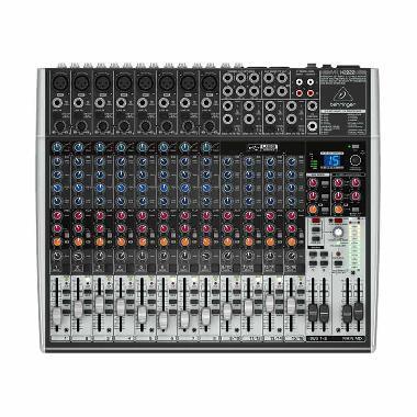 Behringer Xenyx 2222 USB Mixer Audio