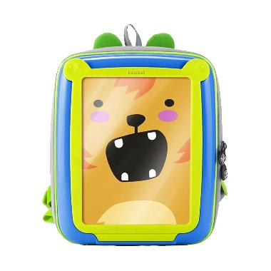 Benbat Go Vinci Back Pack Tas Anak - Blue Green