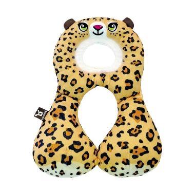 Ben Bat Headrest Leopard 1-4y