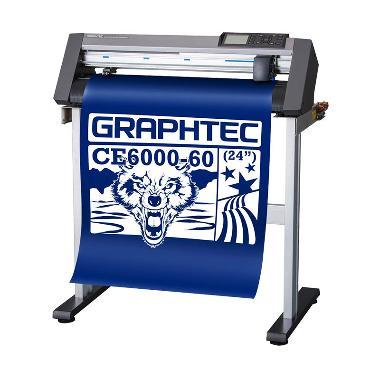 Bengkel Print Graphtec CE6000-60 Mesin Cutting Sticker