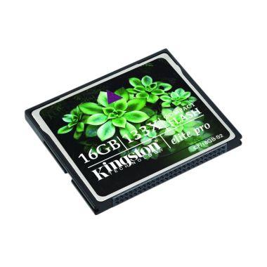 harga Kingston CF Pro 133X Memory Card [16 GB] Blibli.com
