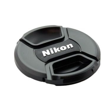 Nikon Hitam Front Cap Penutup Lensa ...