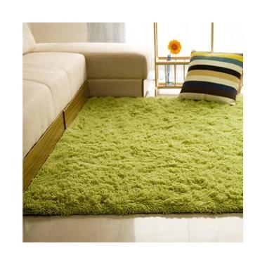 Jual Best Furniture Anti Skid Karpet Lantai Hijau Muda