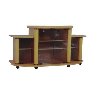 Best Furniture AVR 120 Rak TV Beech - Coklat