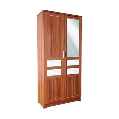 Best Furniture Jalusia Lemari Pakaian [2 Pintu]