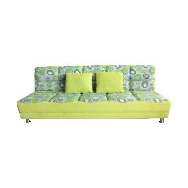 Best Furniture Wellington's 2in1 Vitus Bola Hijau Sofa Bed