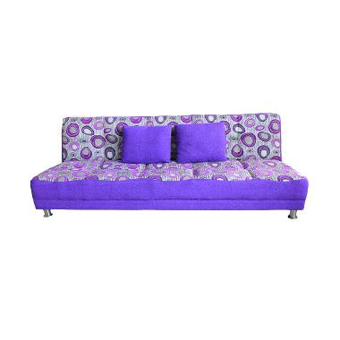 Best Furniture Wellington's 2in1 Vitus Bola Ungu Sofa Bed