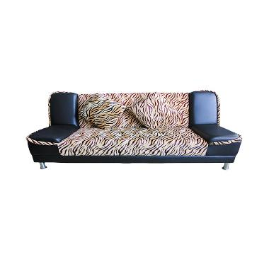 Best Furniture Wellington's Tiger Brown Sofa Bed