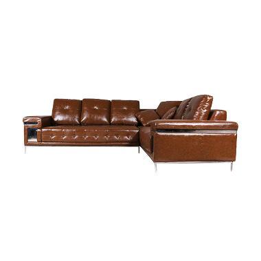 Wellington's Sofa L Harvestmoon 32DDK BN 3282 - Coklat