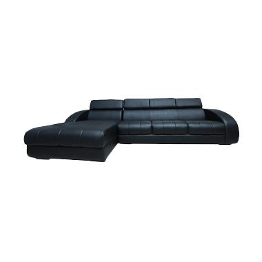 Wellington's Sofa L Miami Lex Hitam