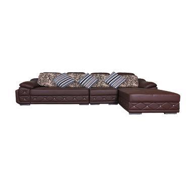 Wellington's Sofa L Tanzania Virotex Coklat