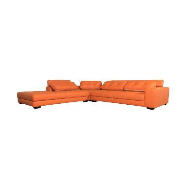 Wellington's Sofa L Zetta BN 30309 Coklat