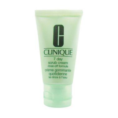 Clinique 7 Day Scrub Cream Rinse Off Formula 30 Ml