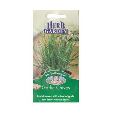 Mr Fothergill's Herb Garlic Chives  ...