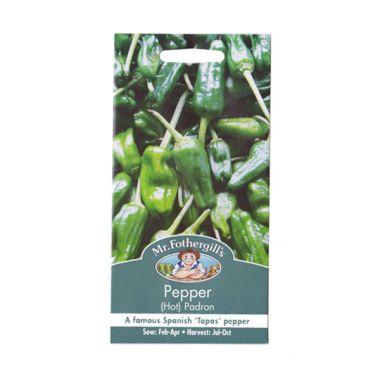 Mr Fothergill's Pepper Padron Hijau ...