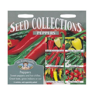 Mr Fothergill's Pepper Collection M ...