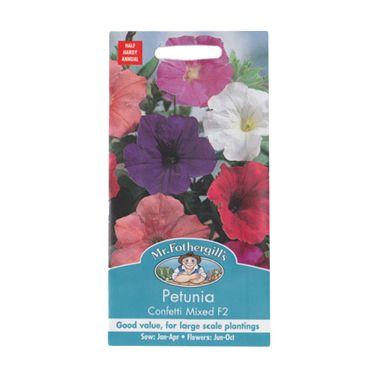 Mr Fothergill's Petunia Confetti Mi ...