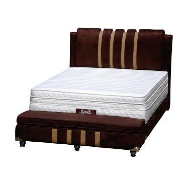 Bigland Lovely Wedding Bed Set Spri ... 00 cm/Khusus Jabodetabek]