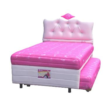 Bigland Kasur Twin Barbie Luxe Set  ... 00 cm/Khusus Jabodetabek]