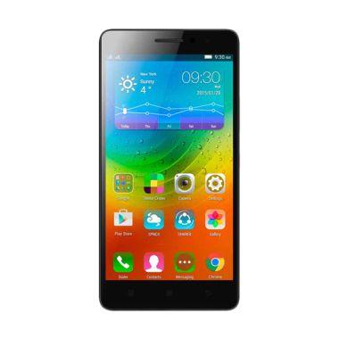 Lenovo A7000 Black Smartphone - Garansi Resmi