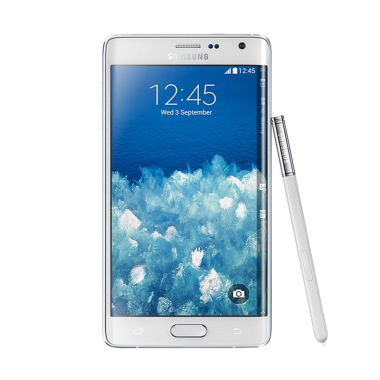 Samsung Galaxy Note Edge Smartphone - White