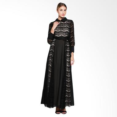 Billy Tjong Cesillia BBLD003 Black Dress