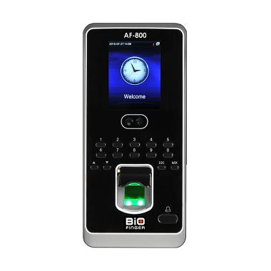 Bio Finger AF-800 Face ID & Finger  ... ofesional Access Control]