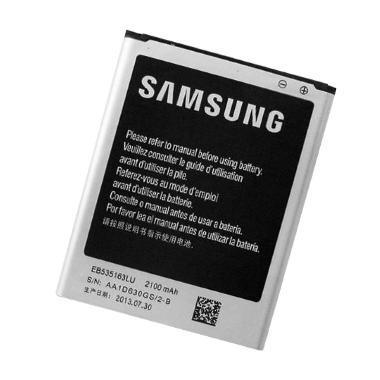 Samsung Original Baterai for Grand Duos.Free Hansfre Samsung Original