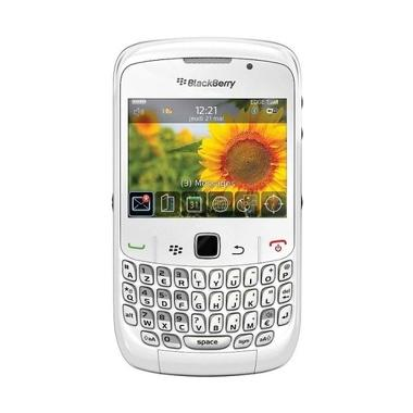 BlackBerry 9300 Smartphone - White