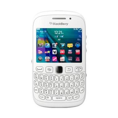 BlackBerry 9320 Smartphone - Putih refurbished