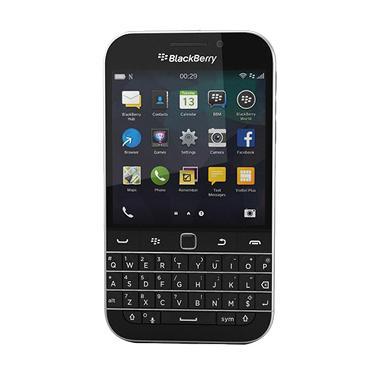 Jual Blackberry Classic Q20 Smartphone - Hitam [16 GB] Harga Rp 5497000. Beli Sekarang dan Dapatkan Diskonnya.