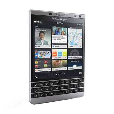 Blackberry Dallas Smartphone - Silver [32GB/ 3GB]