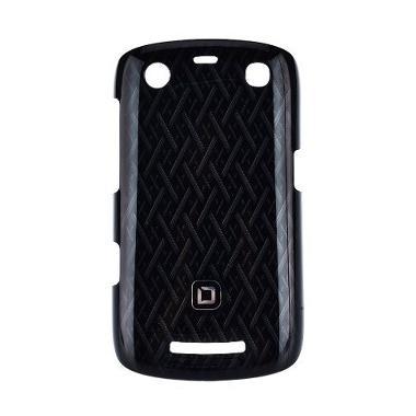 BlackBerry Dicota Hardcase Casing for BlackBerry 9360 Appolo - Black