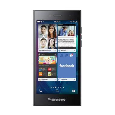 Jual Blackberry Leap STR100 Smartphone - Shadow Grey [16GB/ 2GB] Harga Rp 3599000. Beli Sekarang dan Dapatkan Diskonnya.