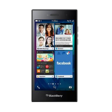 Blackberry Leap STR100 Smartphone-  ... - Shadow Grey [16GB/ 2GB]