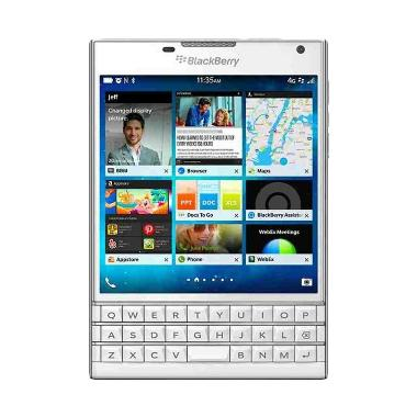 Blackberry Passport Smartphone - Putih