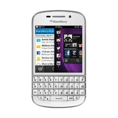 BlackBerry Q10 Smartphone (refurbished)