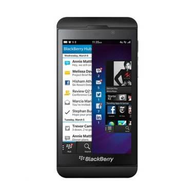 Jual BlackBerry Z10 Smartphone - Hitam Harga Rp 2699000. Beli Sekarang dan Dapatkan Diskonnya.