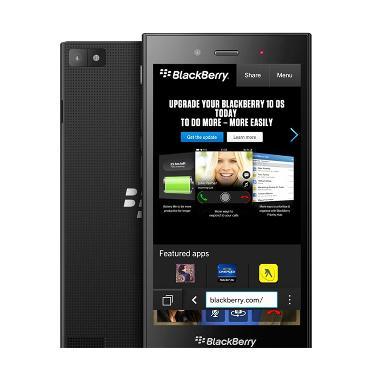 Blackberry Z3 Smartphone - Hitam