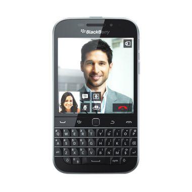 BlackBerry Q20 Classic Smartphone - Hitam