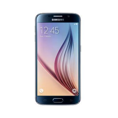 harga Samsung Galaxy S6 SM-G920F Hitam Smartphone + Powerbank + S-View Cover Casing Blibli.com