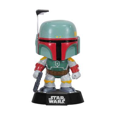 Funko Pop Star Wars Boba Fett 2386 Mainan AnakRp 250,000Rp 225,00010% OFF