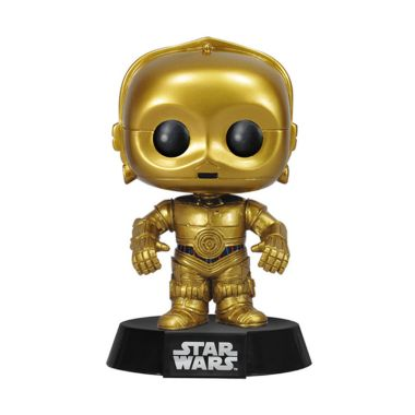 Funko Pop Star Wars C3PO 2387 Mainan AnakRp 250,000Rp 225,00010% OFF