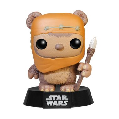 Funko Pop Star Wars Ewak Wicket 3270 Mainan AnakRp 250,000Rp 225,00010% OFF