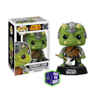 Funko POP Star Wars Gamorrean Guard 2388 Mainan Anak