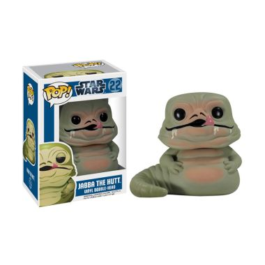 Funko POP Star Wars Jabba The Hut 2594 Mainan Anak