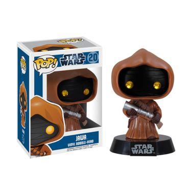Funko POP Star Wars JAWA 2595 Mainan Anak