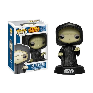 Funko POP Star Wars The Emperor 4072 Mainan Anak